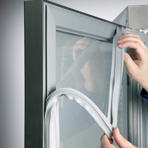 Congelador en acero inoxidable para Pastelería Worldmai [1]