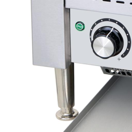 Horno Tostador de cinta con velocidad regulable Worldmai [1]