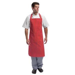 Delantal con peto Whites Chefs Clothing
