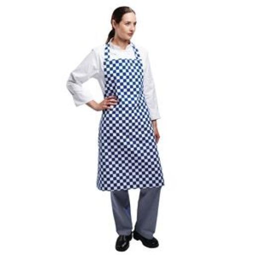 Delantal con peto Whites Chefs Clothing [2]