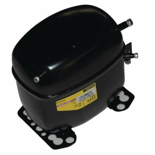 Compresor Secop para refrigeradores Polar AB110