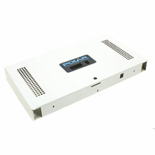 Panel frontal superior de frigorifico y congelador Polar AB924