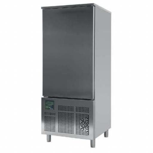 Abatidor de temperatura Mixto de 16 bandejas GN1/1 o 60x40cm Línea Córdoba CR161