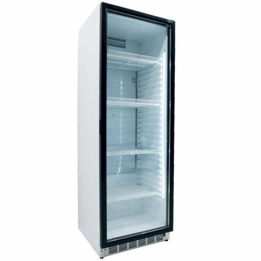 Armario expositor refrigerado 400 litros puerta de vidrio Cordoba RV300