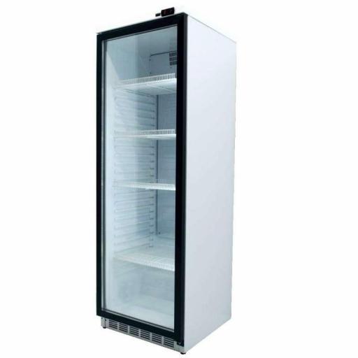 Armario expositor refrigerado 400 litros puerta de vidrio Cordoba RV300DIG