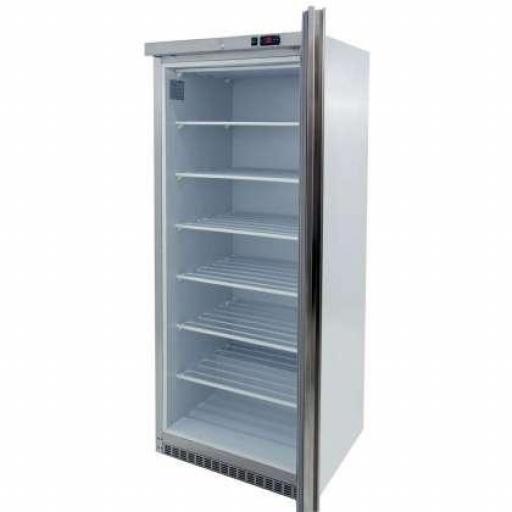 Armario congelador de acero inoxidable 600L. GN2/1 Línea Córdoba ACCH600I