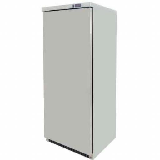 Armario frigorífico de acero inoxidable 600L. GN2/1 Línea Córdoba ARCH600I