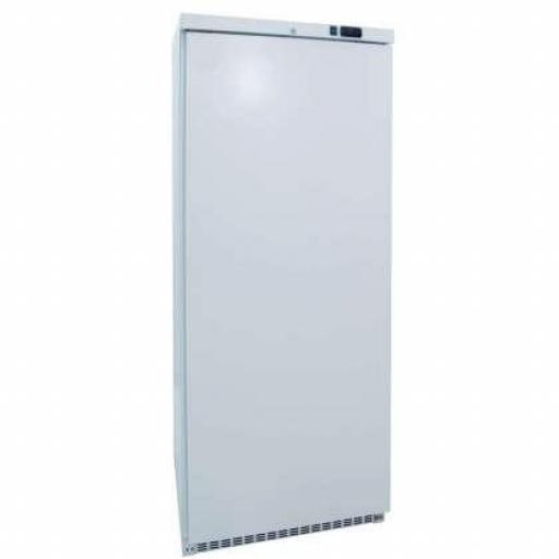 Armario congelador lacado blanco 600L. GN2/1 Línea Córdoba ACCH600L