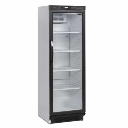 Armario refrigerado 1 puerta de cristal Viborg CEV425-I
