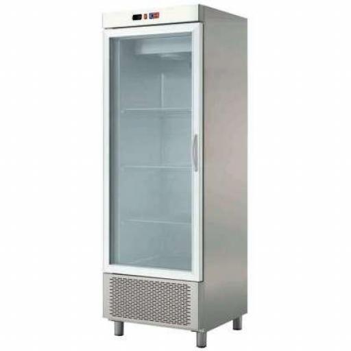 Armario Snack refrigerado 600L puerta de vidrio Córdoba ARCH-601V