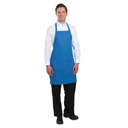 Delantal con peto cuello ajustable Colour by Chef Works [3]