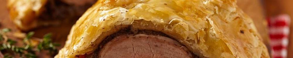 Carne rellena de jamón y queso