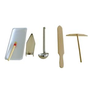 Kit de accesorios para crepera Krampouz CB107