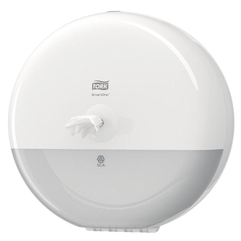 Dispensador de papel higiénico en hoja Smart One Tork CD506