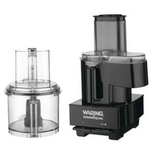Máquina corta verduras multirobot Waring 3,3L. con alimentador continuo CD666