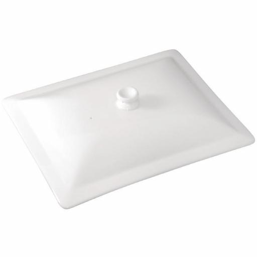 Tapa de porcelana tamaño GN1/2 Olympia CD719