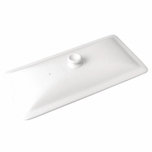Tapa de porcelana tamaño GN1/3 Olympia CD720