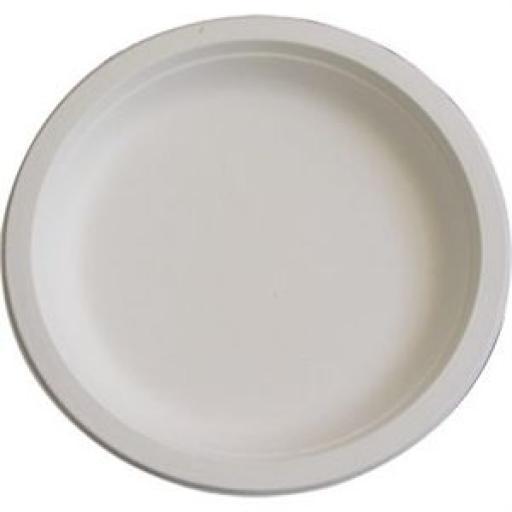 Platos biodegradables FMP (Caja de 125) [0]