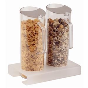 Jarras dispensadoras de cereales con base de 40mm CF265