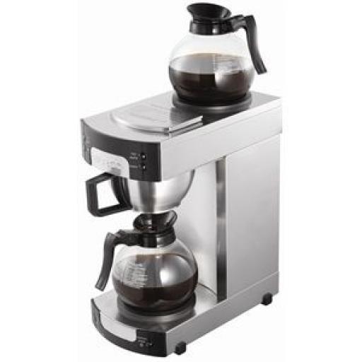 Cafetera de filtro con llenado manual Burco CF593