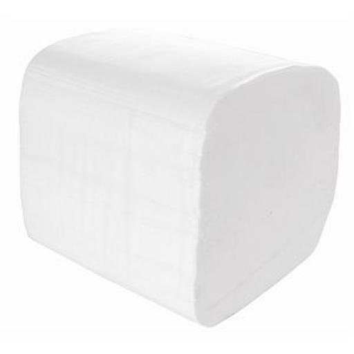 Dispensador de papel higiénico en hoja Jantex acero inoxidable GJ032 [1]