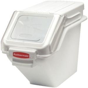 Contenedor para ingredientes apilable 47L. Rubbermaid CF854