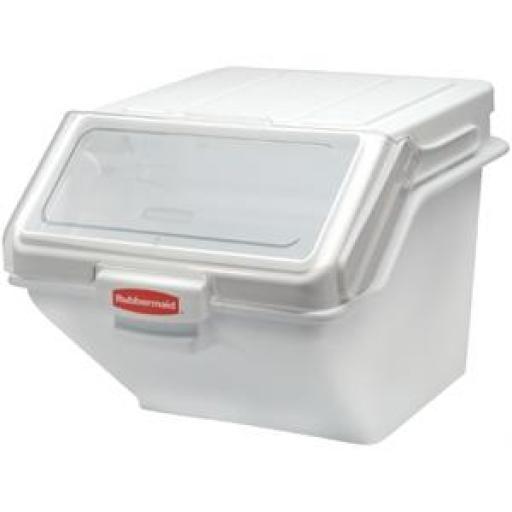 Contenedor para ingredientes apilable 23,5L. Rubbermaid CF855