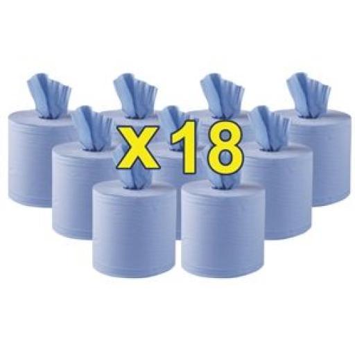 Bobina mecha alimentación central 125m. Jantex (Caja de 18)