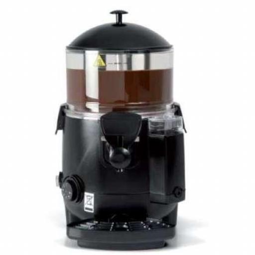 Chocolatera de 5 litros Carpigiani CH5V10