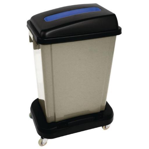 Tapa de cubo de basura Jantex CK960 para reciclaje  [1]