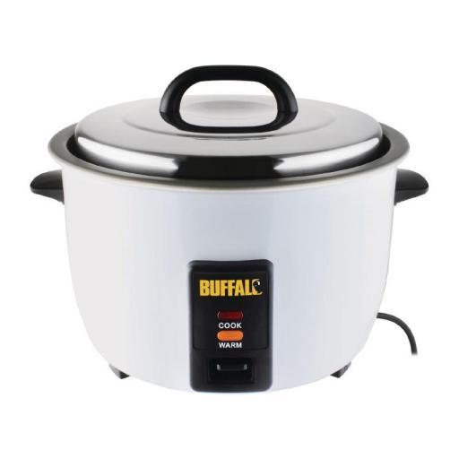 Arrocera eléctrica Buffalo 4,2 litros CN324
