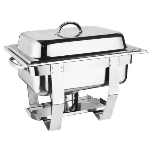 Chafing dish Gastronorm 1/2 Modelo Milán Olympia CN607