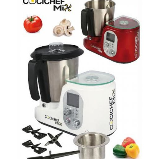 Robot procesador de alimentos Cocichef Mix