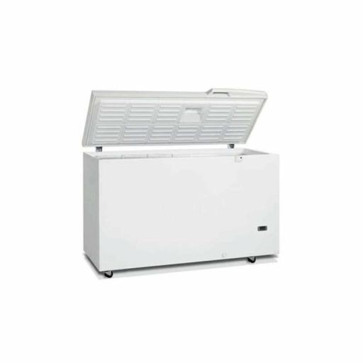 Arcón congelador especial laboratorios temperatura hasta -45ºC Línea Viborg SE40-45-P