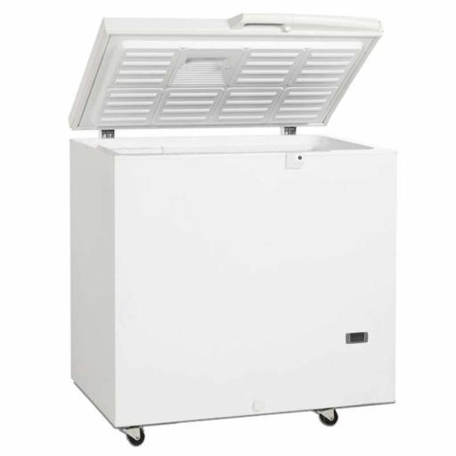Arcón congelador especial laboratorios temperatura hasta -45ºC Línea Viborg SE20-45-P