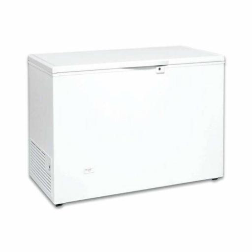 Arcón congelador de puerta ciega abatible Línea Aveiro HC460