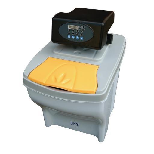 Descalcificador de agua automático BHS CS207
