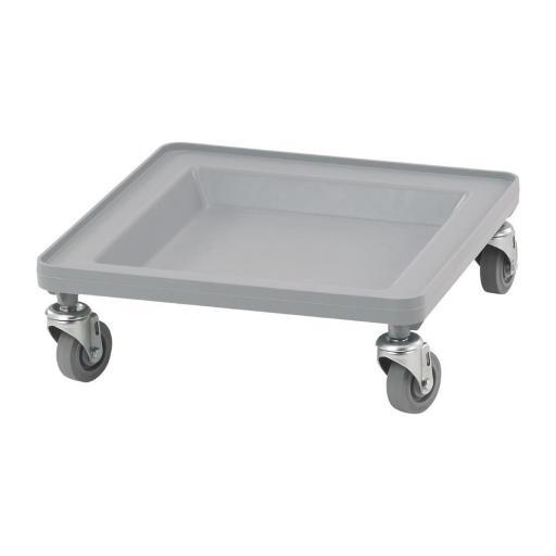 Carro para cestas de lavavajillas Camdolly Cambro CT307
