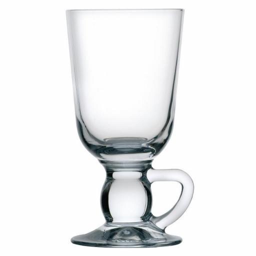 Juego de 24 copas para café irlandés 280ml Utopia D948