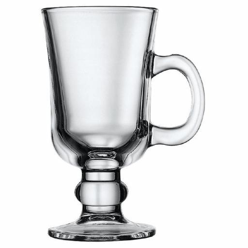 Juego de 12 copas para café irlandés 225ml Utopia Venezia D949