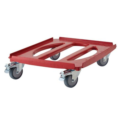 Carro de transporte Camdolly para cajas isotérmicas Cambro DB154