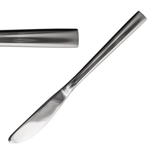 Juego de 12 cuchillos de postre Comas modelo Hotel DC226