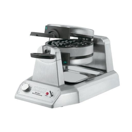 Máquina para gofres doble WW200K Waring DM874 [1]