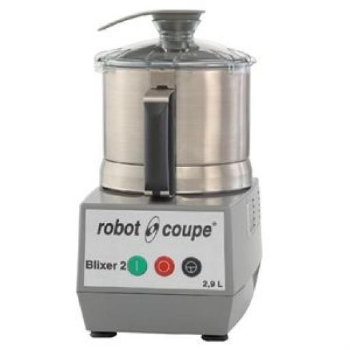 Licuadora Mezcladora Robot Coupe Blixer 2 DN577