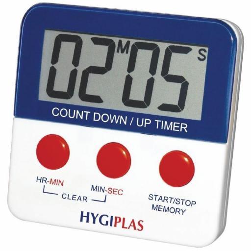 Cronómetro magnético de cuenta atrás Hygiplas DP028