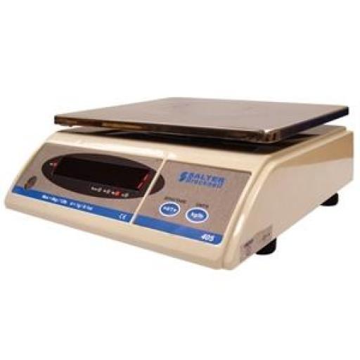 Balanza electrónica de mostrador 6kg. Salter 405 DP031