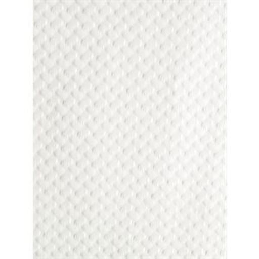 Mantel de papel un solo uso blanco brillo 700mm. (Caja de 500) DP200 [1]