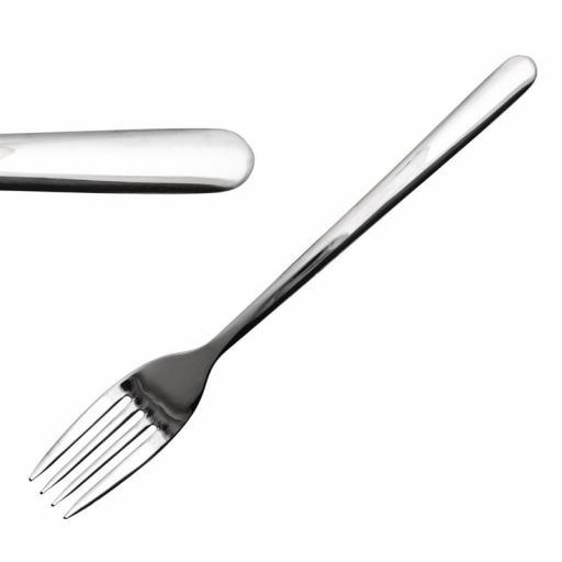 Juego de 12 tenedores de mesa Comas modelo Cuba DR882