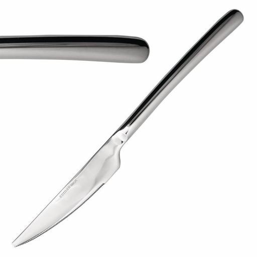 Juego de 12 cuchillos de postre Comas modelo Cuba DR883