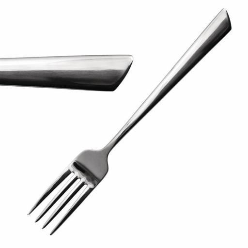 Juego de 12 tenedores de mesa Comas modelo Nice DS003